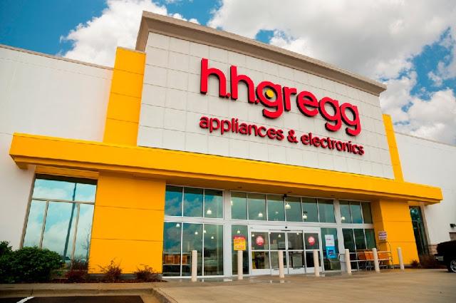 Tienda Hhgregg de productos electrónicos en Orlando