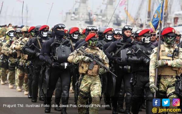 Baku Tembak, Dua Anggota KKSB Tewas