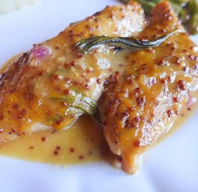 Slow Cooker Honey-Dijon Chicken