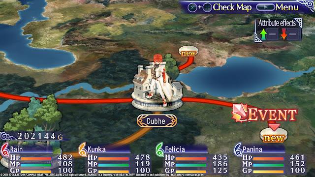 Record of Agarest War Mariage fa il suo ritorno su PC 1