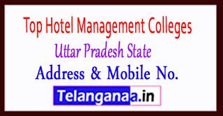 Top Hotel Management Colleges in Uttar Pradesh