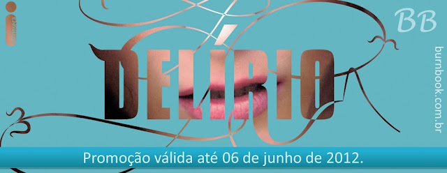 "Assista ao booktrailer interativo de ""Delirio"", de Lauren Oliver. 7"