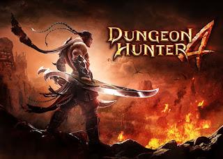 تحميل لعبة Dungeon Hunter 4 مدفوعة مجانا + مهكرة للاندرويد