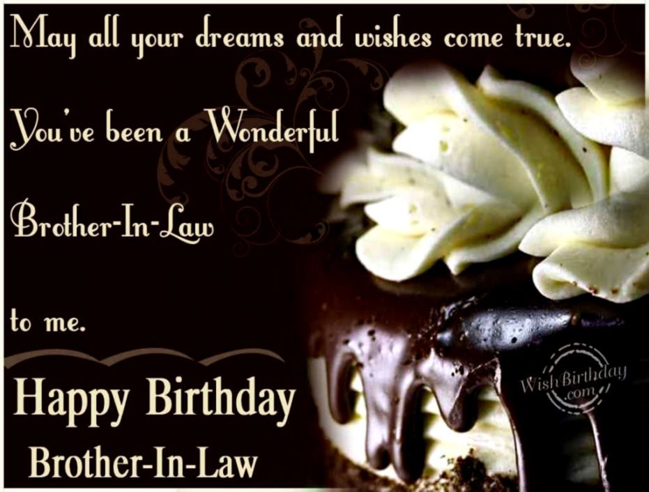 Happy Birthday Wishes For Brother In Law Funny Wallpapers Sheet
