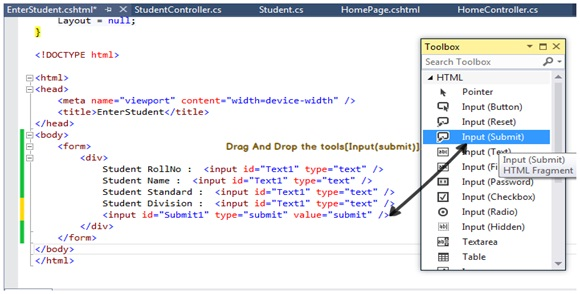 how to create user control in asp.net step by step