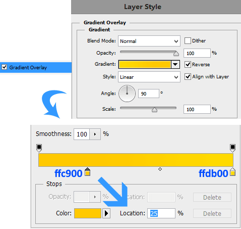 Gradient-overlay-settings-for-number-5-layer
