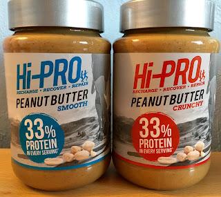 Hi Pro Peanut Butter