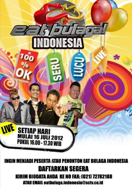 Eat Bulaga Indonesia poster