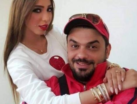 دنيا بطمة تثير الجدل حول  خلافها  مع زوجها محمد الترك
