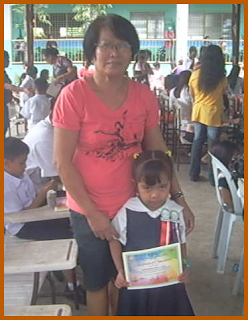 Proud Lola Rebing Posed with Panie