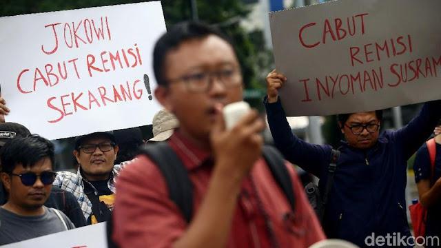 Presiden Jokowi Cabut Remisi Pembunuh Wartawan Radar Bali