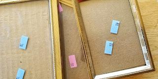 refabulous thrifted frames decor