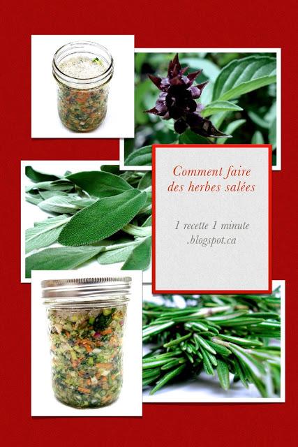 1 recette de soupe comment faire des herbes sal es comment conserver les herbes aromatiques - Comment conserver du basilic ...