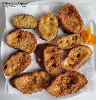 recette pain perdu cannelle