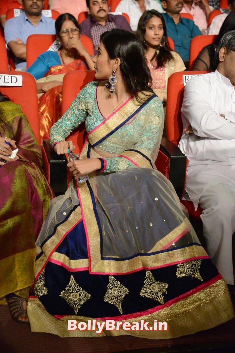 Actress Pooja Hegde Unseen Stills, hot Pics of Pooja Hegde from Mukunda Movie Audi Launch