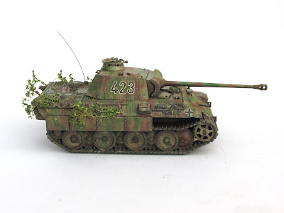 Warlord Games 1/56 Panther Ausf A review