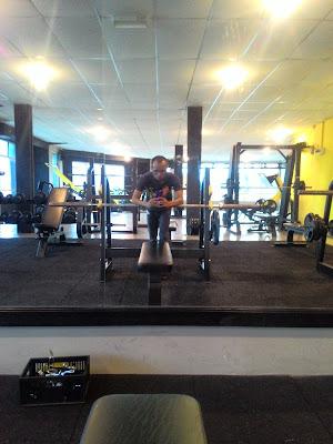pertama kali gym