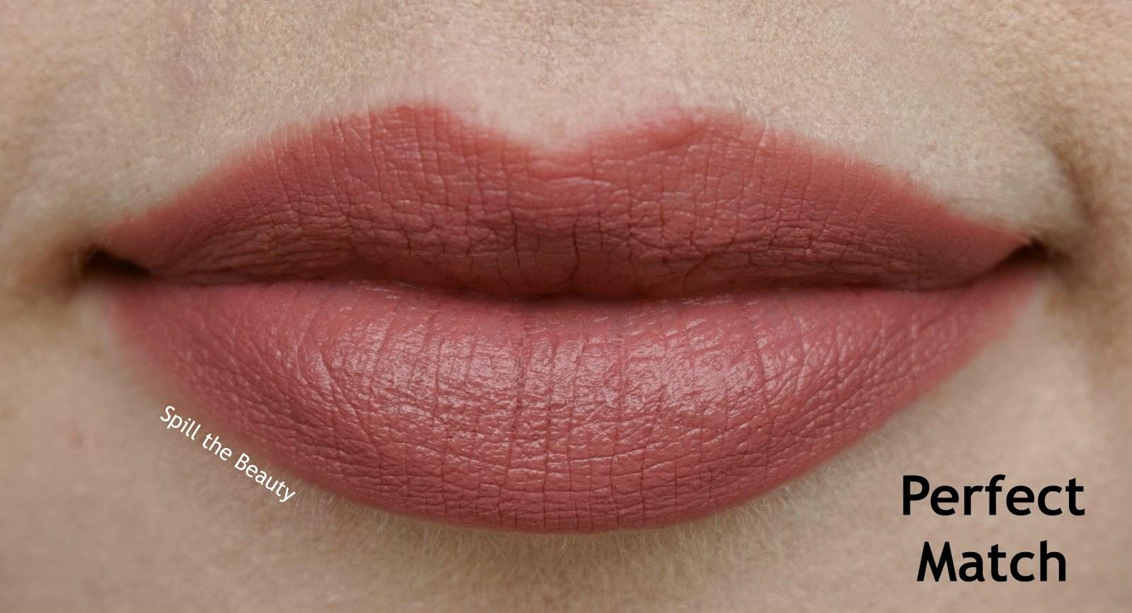 essence matt matt matt lipstick review swatches 2 perfect match
