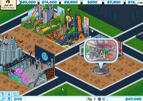 Gameplay Hollywood Tycoon Full