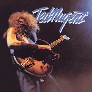 Ted Nugent - Stranglehold - On Ted Nugent Album (1975)