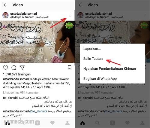 Cara Download Video Instagram Tanpa Aplikasi Terbaru di Android