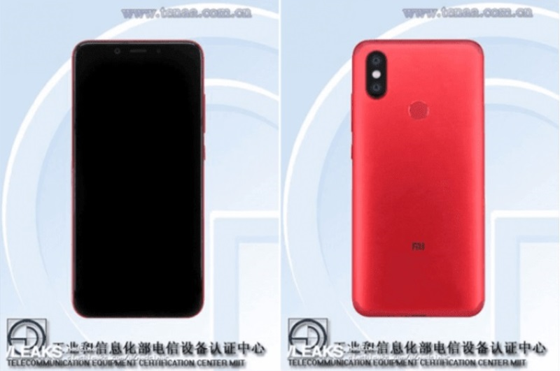 Xiaomi Mi 6X Leaked; 18:9 Screen, Snapdragon 626, and Dual Cameras