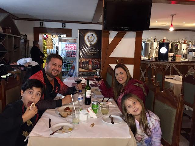 Casa do Fritz, restaurante de comida alemã maravilhoso de Penedo
