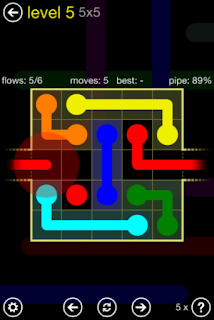 Flow Free: Warps Apk [LAST VERSION] - Free Download Android Game