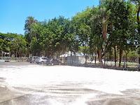 Estacionamento no Centro Esportivo Tietê