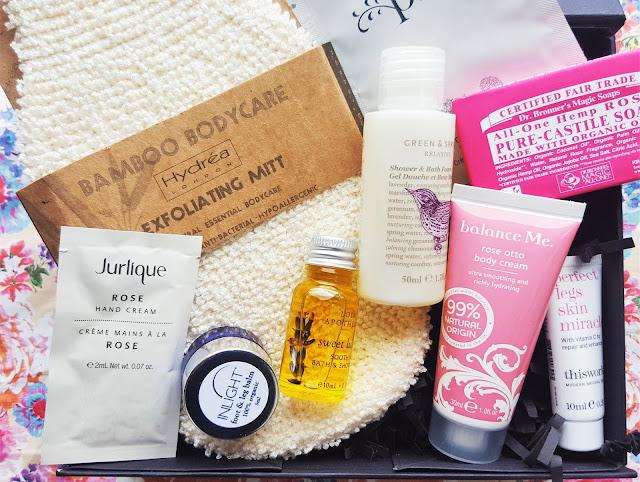 Beauty   Body Brilliance Discovery Box from Naturisimo