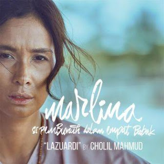Lirik Lagu Lazuardi - Cholil Mahmud