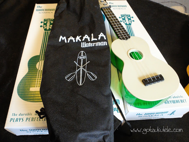 Makala Waterman Soprano Ukulele bag