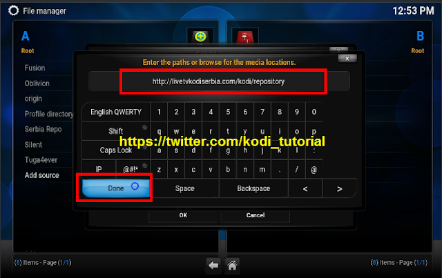 how to add live canadian tv to android box