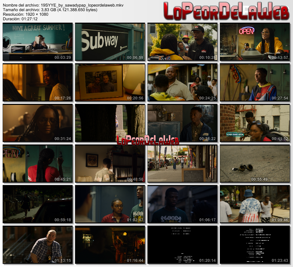 See You Yesterday [2019] [BBRip 1080p] [Dual Audio]