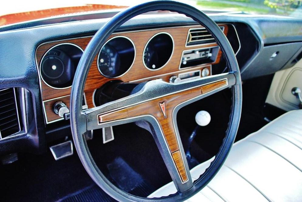1970 Pontiac Le Mans Wiring Diagram