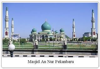 Masjid An Nur Pekanbaru