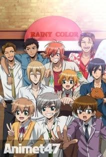 Ame-iro Cocoa SS2 - Ame-iro Cocoa: Rainy Color e Youkoso! 2015 Poster