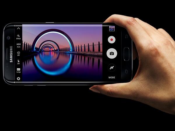 Galaxy S7 Edge sở hữu camera siêu nét