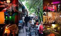 Pawilony na tyłach Nowego Światu, foto: (fot. Szymon Kubiak/Facebook)