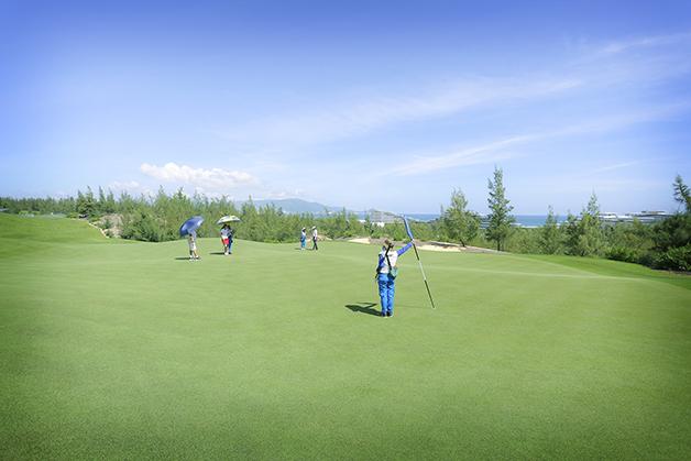 Sân Golf đẳng cấp FLC Quy Nhơn