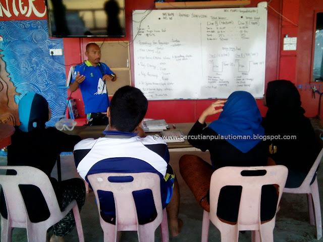 4 Hari 3 Malam Pakej Open Water Course Certificate By PADI