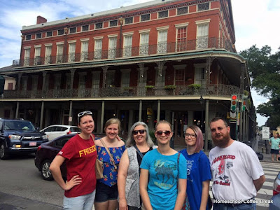 A New Orleans PhotoJournal on Homeschool Coffee Break @ kympossibleblog.blogspot.com