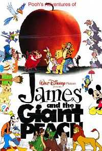 James And The Giant Peach (1996) Dual Audio Movie Download 300mb BDRip