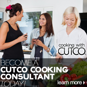 Cooking with cutco