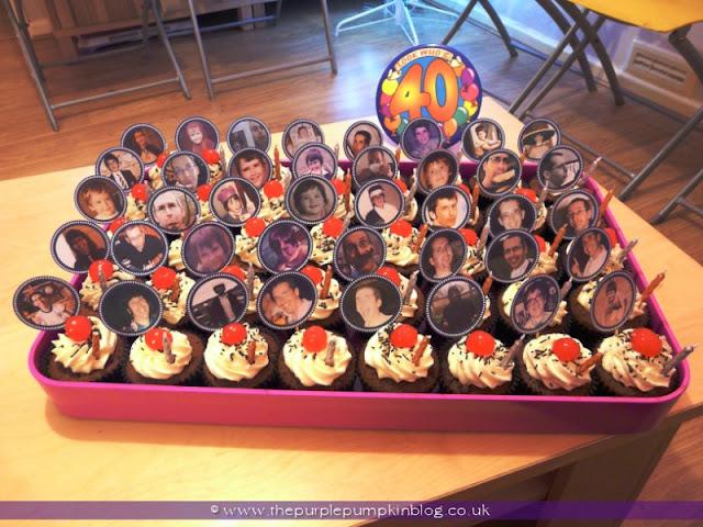 Black Forest Cupcakes | The Purple Pumpkin Blog