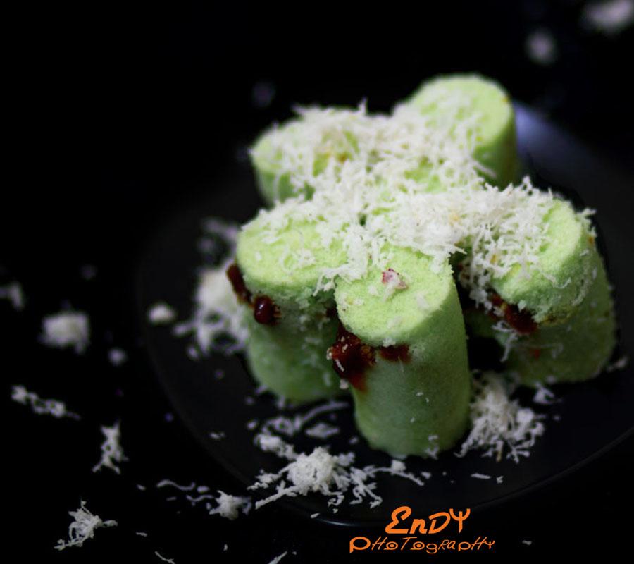 Indonesian Bamboo Cake