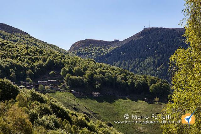 Alpone e monte Lema