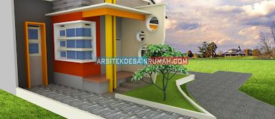 Arsitek Desain Rumah Type 93