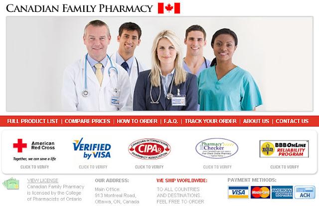 Canadian Online Pharmacy