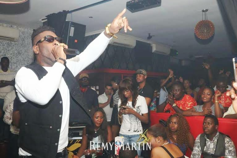 26 Photos from At The Club With Remy Martin party